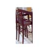 Dark Finish Bar Height Chair F1034(PX)