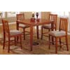 5 Pc Counter Height Dining Set F2323/F1223 (PX)