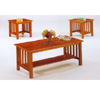 3 Pc Coffee/End Table Set F3045 (PX)