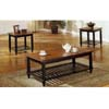 3 Pcs Coffee and End Table Set F3074 (PX)