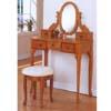 Vanity Set with  Stool F4049 (PXFS30)