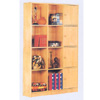12-Section Bookcase And Storage Case F5630(TMC)