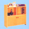 Combo Bookcase And Storage F5644(TMC)