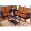 Futon Sofa And Loveseat F7338 (PX)