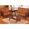Lovely Futon Sofa and Loveseat F7342 (PX)