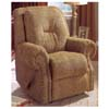 Brown Rocker/Recliner F7734 (PX)