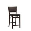 Triena -Pad Back Folding Counter Stool 24 01831ESP-01-AS-U (