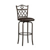 Diamonds Counter Stool 24 In. 02752MTL(LNFS)