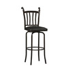 Mission Horn Counter Stool 24 In. 02756MTL(LNFS)