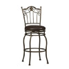 Crown Bar Stool 30 In. 02759MTL(LN)