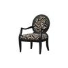 Occasional Chair Zebra Print 36053NBLK-01-KD (LN)
