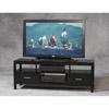Sutton Black Plasma TV Center 84026BLK-01-KD-U (LN)
