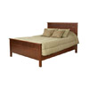 Mission Bay Queen Bed 86023C125-AB-KD-U (LN)