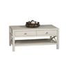 Anna Coffee Table  Antique White 86108C147-A-KD-U (LN)