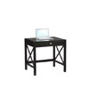 Anna Laptop Desk Antique Black 86111C124-01-KD-U (LN)