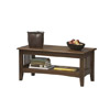 Mission Coffee Table 86193C137-01-KD-U (LN)