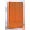 Wardrobe w/Drawers P1372 (PK)