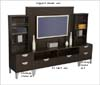 Pablo Plus Espresso Entertainment Center PPE41_ (AZ)