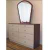 Double Dresser With Mirror Q-64/G-110 (VF)