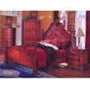 Cherry Finish Bedroom Set R43A_ (DS)