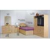 Bedroom Set T-SET-62 (VF)