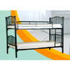 Black Metal Bunk Bed Y1701-TXT (E&S)