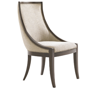 Tower Place Talbott Host Side Chair (WFFS)