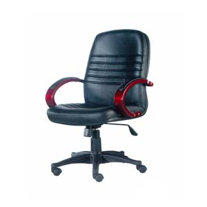 Leather Office Chair 034_ (TH)