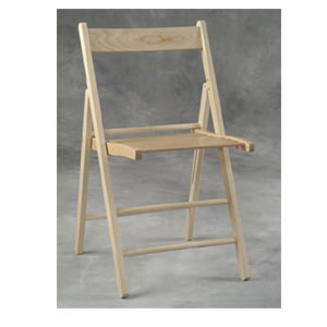 European Folding Chair  041_-04-AS(LN)