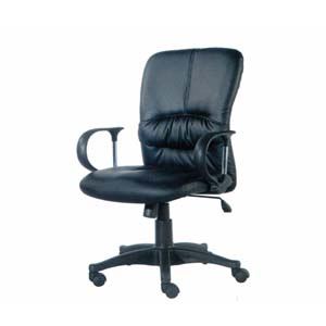 Leather Office Chair 0631 (TH)