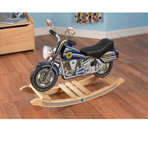 Police Rockin  Motocycle 10020(KKFS)