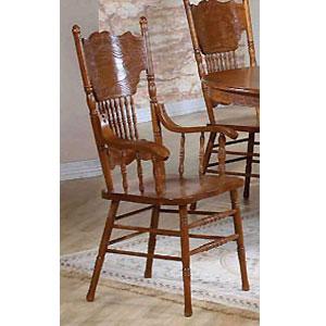 Oak Arm Chair 1004-02 (WD)