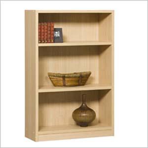 Maple Finish 3 Shelves Bookcase 100503 (NX)