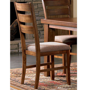 Oak Finish Side Chair 101012 (CO)