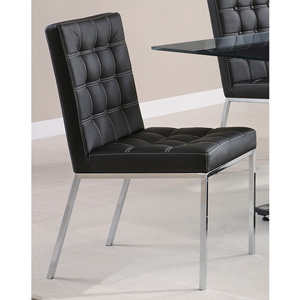 Rolien Chrome Dining Chair 102312(CO)