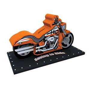 Harley Davidson Money Box 10247 (KK)
