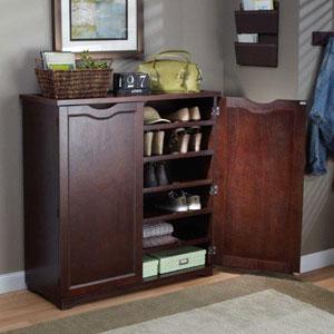 6-Tier Wooden Shoe Cabinet 10276253S(ATGFS)