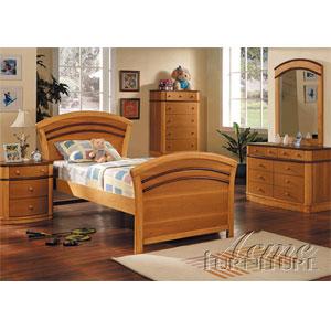 Deco Bedroom Set 1100/1105 (A)