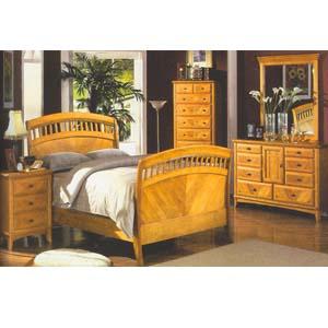 Fairview Bedroom Set 1129 (WD)