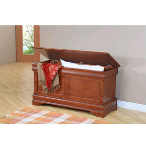 Louis Phillipe Blanket Box 1133-88 (WD)
