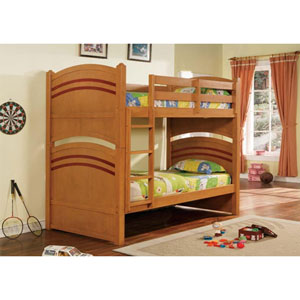 Deco Twin/Twin Bunk Bed 1150 (A)