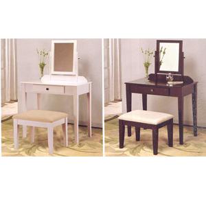 Solid Wood Vanity Set 1205_(ABCFS35)