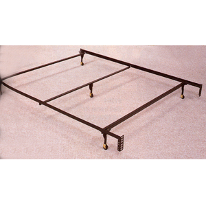 Queen Size Bed Frame For Headboard Only 1205 (CO)