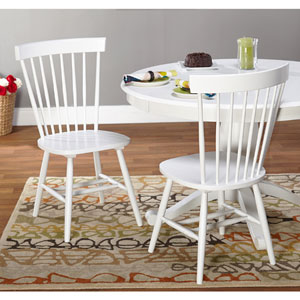 Simple Living Venice Dining Chairs (Set of 2) 1354983(OFS)