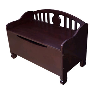 Queen Anne Cherry Toy Box 14436 (KK)