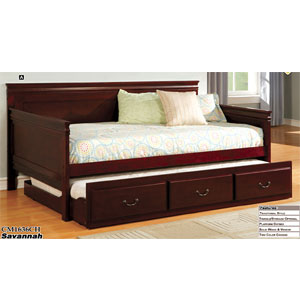 Savannah Daybed With Trundle CM1636_(IEM)