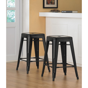 Tabouret 30-inch Metal Barstools (Set of 2) 11927_(OFS90)
