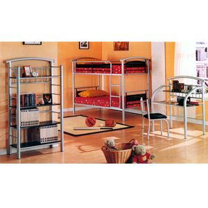 Twin/Twin Bunk Bed 2107 (IEM)