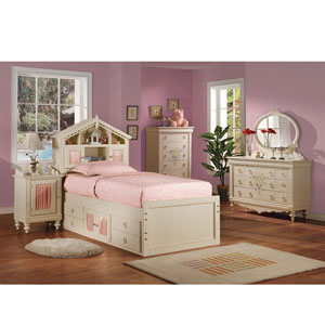 Doll House Bedroom Set 2210 (A)