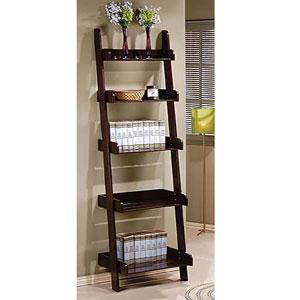 Espresso Shafter Wall Shelf 2260 (AFS)